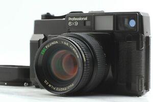 【 Exc+5 W/Hood Count 433 】 FUJI FUJICA FUJIFILM GW690 EBC 90mm f3.5 from Japan