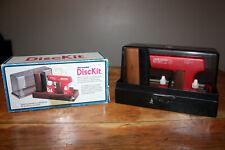 Discwasher Disc Kit LP Vinyl Record Cleaning System w/Brushes & Zerostat 3 Gun