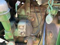 JOHN DEERE LUC Engine; Complete Power Unit; SOLD FOR PARTS
