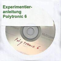 "Spielzeug Sammeln & Seltenes 11 020 DDR Experimentierkasten Polytronic Mikroelektronik A1-A3 ""Anleitung Kpl."