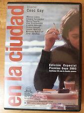 DVD + CD Banda Sonora,En La Ciudad.Cesc Gay