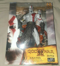 God of War Neca Player Select 12 inch Talking Kratos in Golden Fleece Armor CIB