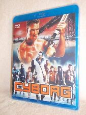 Cyborg [Blu-ray: Region Free] Jean-Claude Van Damme (SPAIN) Brand New!