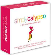 Various Artists : Calypso: Caribbean Carnival Spirit CD (2014) ***NEW***