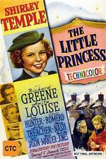 The Little Princess (DVD, 2004)
