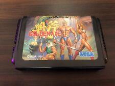 Golden Axe (Sega mega drive,1989) japan md genesis cartridge only