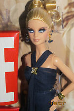 NRFB poupée BARBIE E! LIVE RED CARPET BADGLEY MISCHKA collection collector L9593
