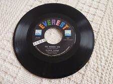 Gloria Lynne He Needs Me/The Lamp Is Low Everest 19409