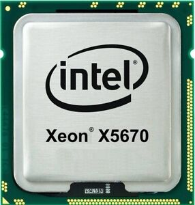 PROCESSORE CPU XEON X5670 2.93GHZ 6 CORES - SOCKET 1366 X58 (NO I7 990X E X5690)