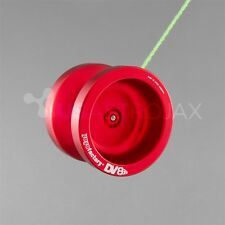 YoYoFactory DV888 Yo-Yo - Red + FREE STRINGS