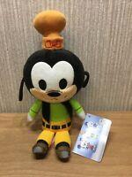 Disney Kingdom Hearts Plush Goofy Soft Toy Dog Collectble Rare 10 Inch NEW