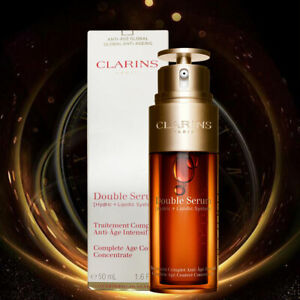 (NEW)larins Double Serum Complete Age Control Concentrate 1.6 fl oz / 50 ml