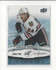 2014-15 Upper Deck Ice #126 Phillip Danault RC Rookie Blackhawks /799