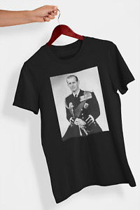 Prince Philip Shirt | Duke of Edinburgh T-Shirt