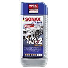 SONAX 02072000  XTREME Polish+Wax 2 Hybrid NPT 500 ml