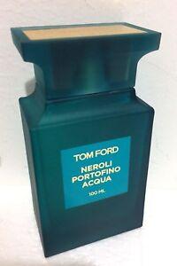 Tom Ford NEROLI PORTOFINO ACQUA unisex 100 ML, 3.4 fl.oz EDT, NO BOX.