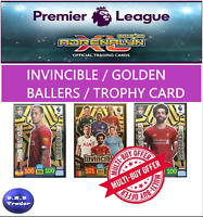 Adrenalyn XL Premier League 2019/20 Golden Baller Invincible Limited Edition