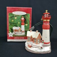 Lighthouse Greetings 2000 Hallmark Keepsake Christmas Ornament