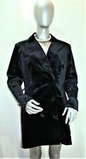 BNWT Missguided - Black Velvet Blazer Dress - Size 14 UK  - Thames Hospice