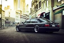 BMW 7 Series E38 Car SILK POSTER 24x36