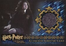 Harry Potter Chamber of Secrets CoS Ginny Weasley'S Grey Sweater C9 Costume Card