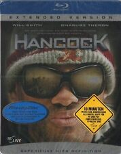 Hancock 2 Disc  German SteelBook, Region Free*** SALE***