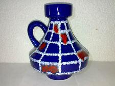 Vase ILKRA 2024/18 WGP Mid Century Keramik 50s / 60s FAT LAVA Pottery Vintage **