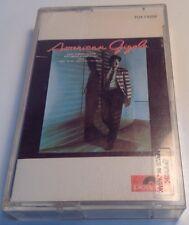 AMERICAN GIGOLO Soundtrack Tape Cassette Feat. BLONDIE & CHERYL BARNES 1980