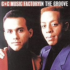 C+C MUSIC FACTORY-IN THE GROOVE  CD NEW