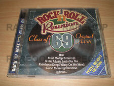 Rock n' Roll Reunion Class of 69 The Foundations Zombies (CD) MADE IN CANADA