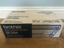 New Boxed - Genuine Part- Brother - Drum Unit DR-2000