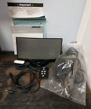 Used Working Bose SoundDock Digital Music System I Black iPod Speaker Dock