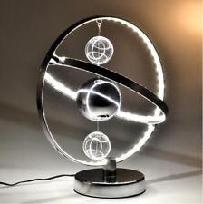 Modern Sphere Round Led table lamp study bedroom bedside desk light home decor