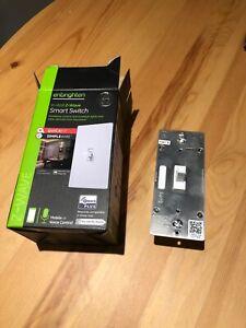 Enbrighten In-Wall Z-wave Plus Smart Switch - S2 SmartStart