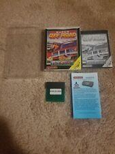 Atari Lynx Super Off Road - RARE green PCB variant. 1993. Telegames