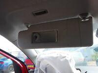 Volkswagen Polo #6 5 Door 2009-2016 Sun Visor (passenger Side)