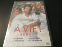 "DVD NF ""A VIF"" Bradley COOPER, Omar SY, Sienna MILLER, Daniel BRUHL, Uma THURMAN"