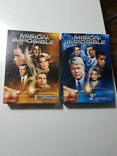 mision imposible temporada 1 y 2