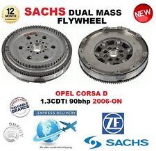 pour Opel Corsa D 1.3 CDTI 90BHP 2006 ET PLUS SACHS DMF Volant moteur Bimasse