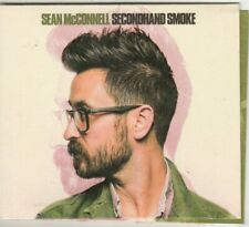 SEAN McCONNELL - secondhand smoke CD