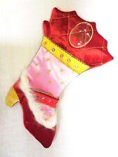 Royal Princess Christmas Stocking by DanDee with Photo Slot decoration