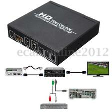 SCART To HDMI HD Video Audio Converter Adapter Monitor TV DVD SKy Box STB1080P