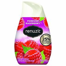 Renuzit Sensitive Scents Gel Air Freshner Forever Raspberry 7.0 oz