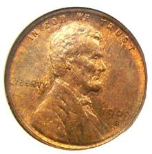 1909-S VDB Lincoln Wheat Cent Penny 1C - NGC MS64 RB (BU UNC) - Rare Key Date!