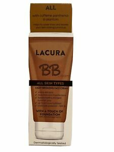 Aldi LACURA BB Cream All Skin Types Light-bronzing Summer Glow 50ml FREE P&P