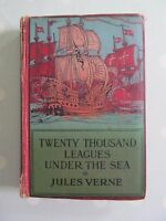 TWENTY THOUSAND LEAGUES UNDER THE SEA BY JULES VERNE SAMPSON LOW UNDATED