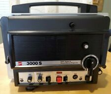 GAF SUPER 8 Sound Movie Projector 3000 S Made in Japan