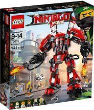THE LEGO® NINJAGO® MOVIE™ 70615 Kai's Feuer-Mech NEU OVP_Fire Mech NEW MISB NRFB