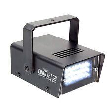 Chauvet LED luce strobo DJ Disco Party EFFETTO STROBO velocità regolabile