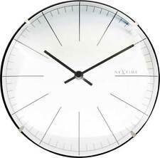 Nextime 3506WI - Wanduhr - Bürouhr - Geräuschlose Uhr - Uhren Neu